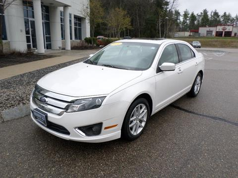 2012 Ford Fusion for sale in Rochester, NH