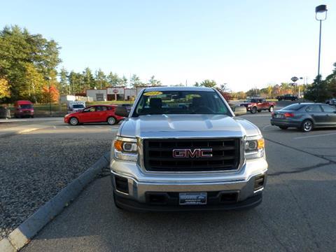 2014 GMC Sierra 1500 for sale in Rochester NH