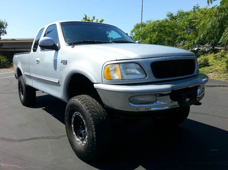 1997 ford f 150 3dr xlt 4wd extended cab sb in el cajon ca wsautosalesinc. Black Bedroom Furniture Sets. Home Design Ideas