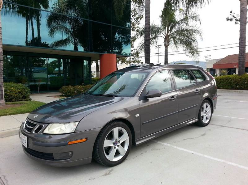 2006 saab 9 3 aero sportcombi 4dr wagon in el cajon ca. Black Bedroom Furniture Sets. Home Design Ideas