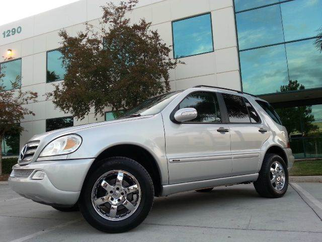 2004 mercedes benz m class ml350 awd 4matic 4dr suv in el for 2004 mercedes benz ml350 4matic