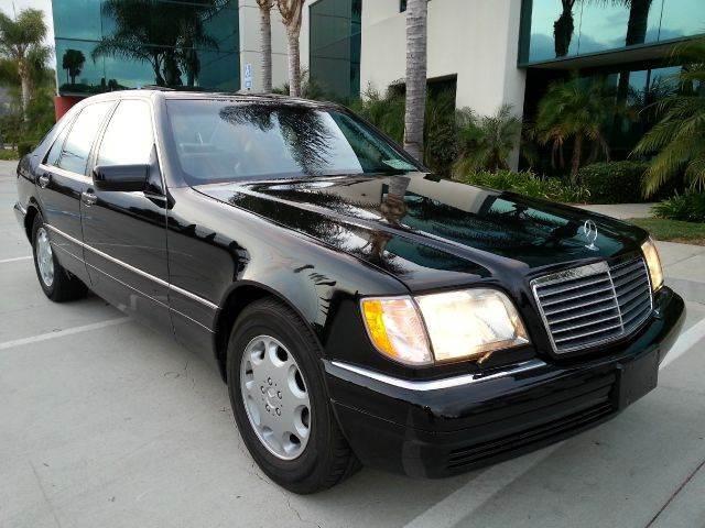 1996 Mercedes-Benz S-Class