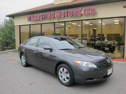 2007 Toyota Camry for sale in Smithfield, RI