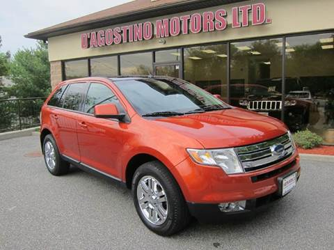 2007 Ford Edge for sale in Smithfield, RI