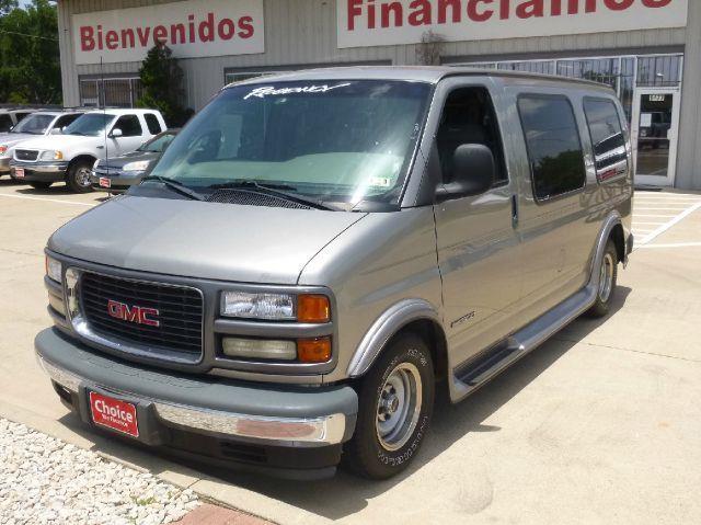 2001 GMC Savana