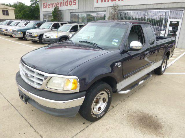 1999 Ford F-150 for sale in IRVING TX