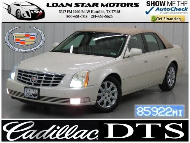 used 2008 cadillac dts 4dr luxury 4 6l northstar v8 very