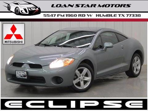 2008 Mitsubishi Eclipse for sale in Houston, TX
