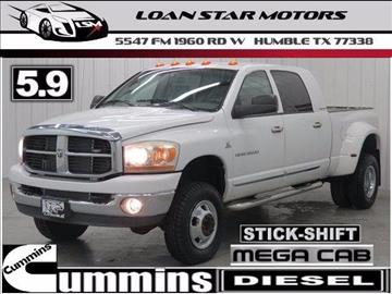 2006 Dodge Ram Pickup 3500 For Sale Texas Carsforsale Com