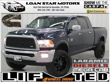 2012 RAM Ram Pickup 2500 for sale in Houston, TX