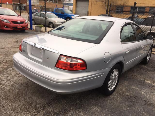 2004 Mercury Sable LS Premium 4dr Sedan - Chicago IL