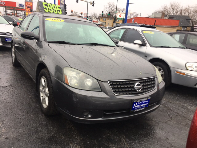 2006 Nissan Altima 2.5 SL 4dr Sedan - Chicago IL