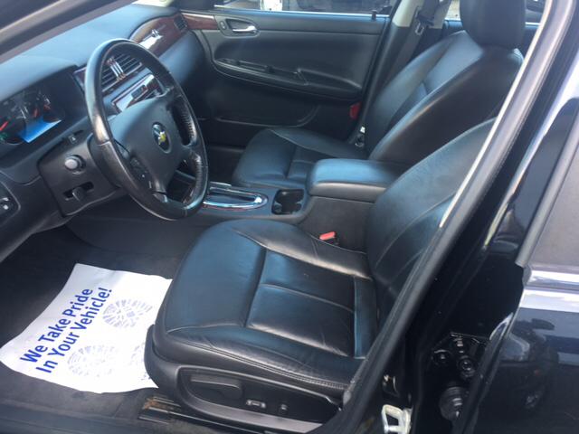 2011 Chevrolet Impala LTZ 4dr Sedan - Chicago IL