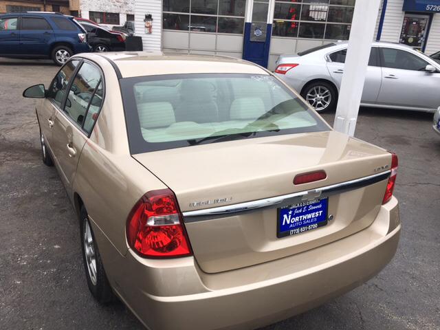 2004 Chevrolet Malibu LS 4dr Sedan - Chicago IL