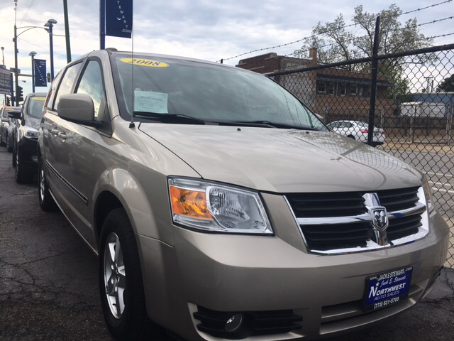 2008 Dodge Grand Caravan SXT Extended Mini Van 4dr - Chicago IL