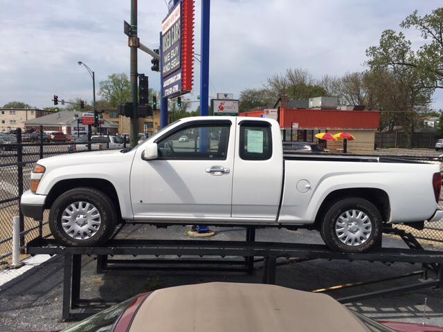2009 Chevrolet Colorado LT 4x2 4dr Extended Cab w/1LT - Chicago IL