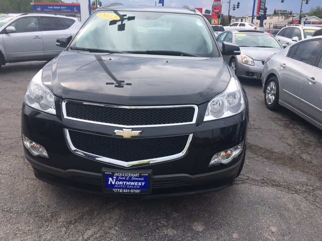 2012 Chevrolet Traverse LT 4dr SUV w/ 1LT - Chicago IL