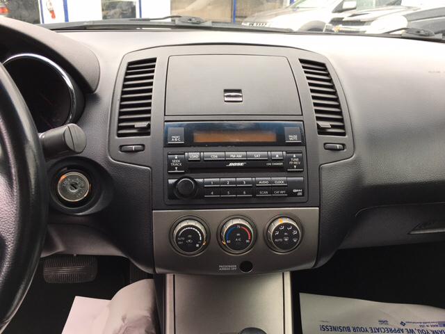 2006 Nissan Altima 2.5 SL 4dr Sedan - Chicago IL