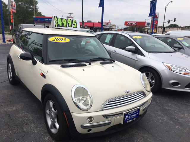2003 MINI Cooper Base 2dr Hatchback - Chicago IL