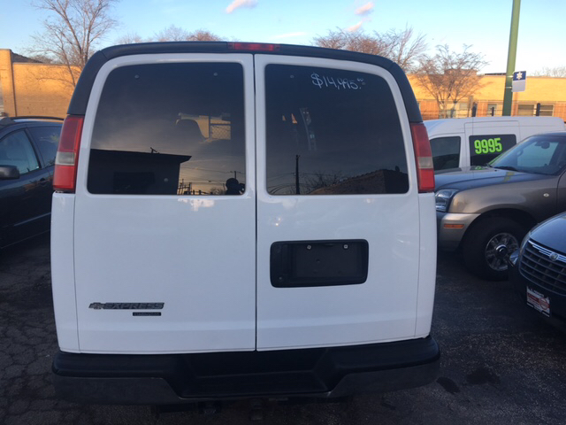 2008 Chevrolet Express Passenger LS 3500 3dr Extended Passenger Van - Chicago IL