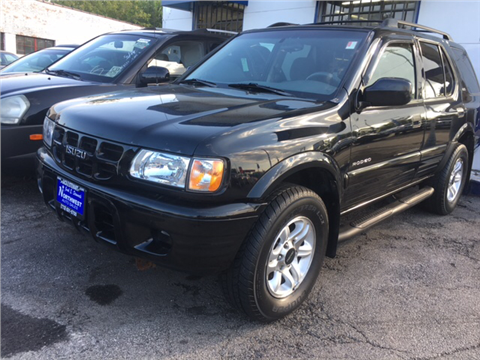 2002 Isuzu Rodeo for sale in Chicago, IL