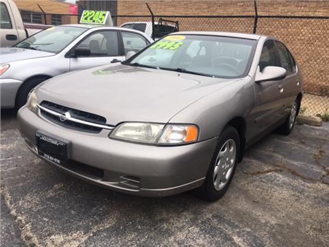 1999 Nissan Altima for sale in Chicago, IL