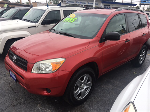 2008 Toyota RAV4 for sale in Chicago, IL