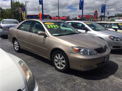 2002 Toyota Camry for sale in Chicago, IL
