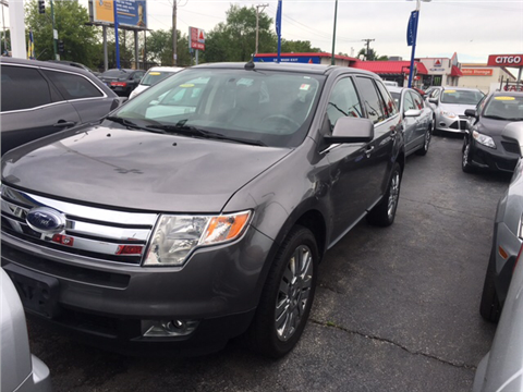 2010 Ford Edge for sale in Chicago, IL