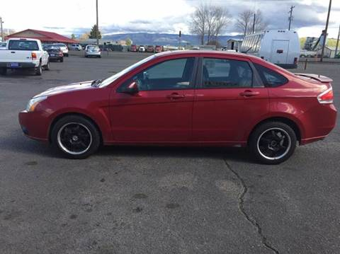 2009 Ford Focus for sale in Milton Freewater, OR