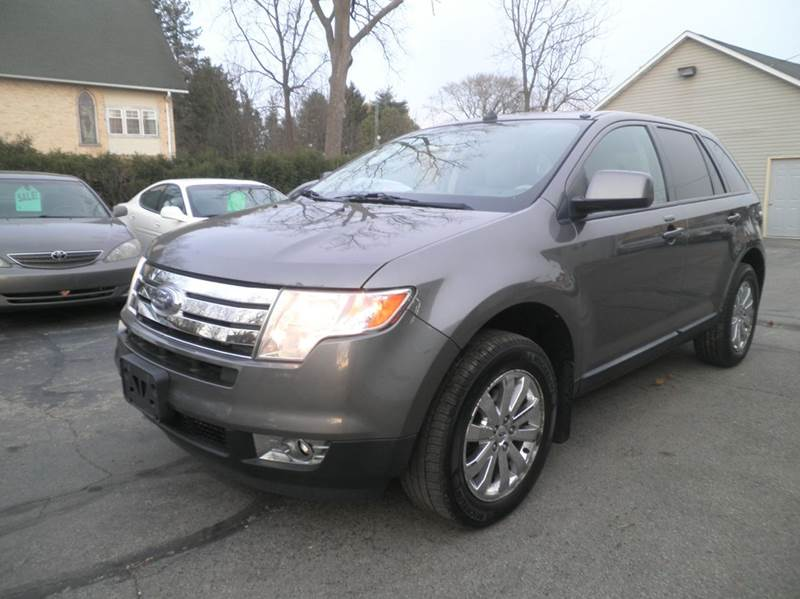 2010 Ford Edge AWD SEL 4dr SUV - Springfield WI
