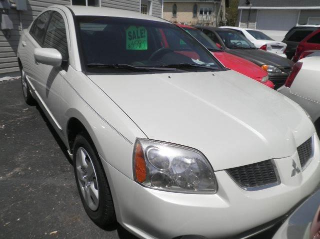 2005 Mitsubishi Galant