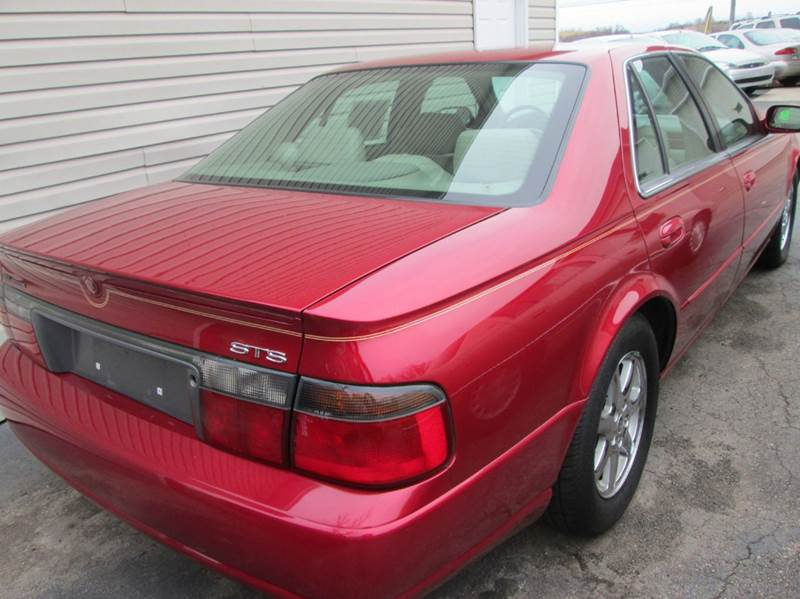 2000 Cadillac Seville STS 4dr Sedan - Springfield WI