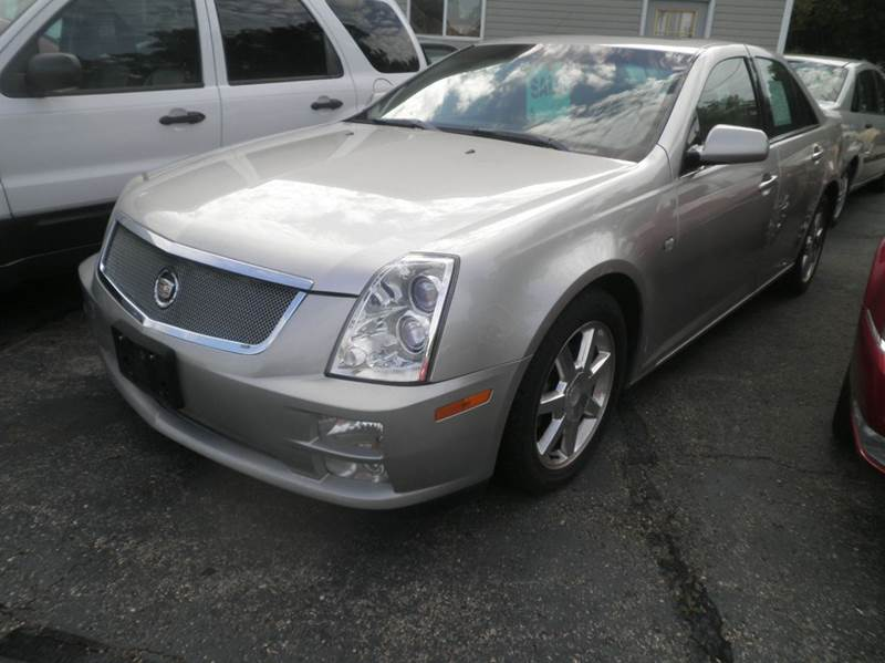 2005 Cadillac STS STS - Springfield WI