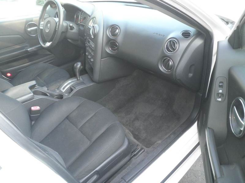 2006 Pontiac Grand Prix 4dr Sedan - Springfield WI