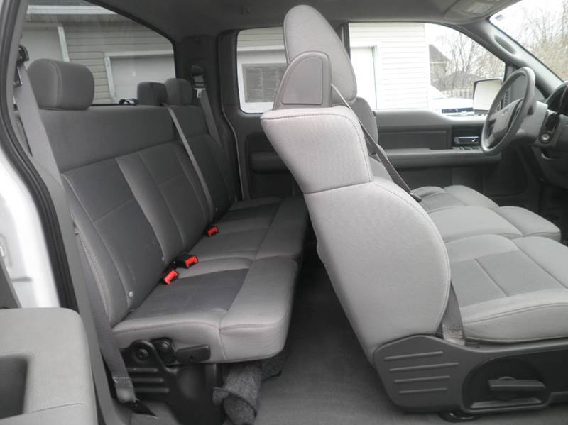 2008 Ford F-150 4x4 Lariat 4dr SuperCab Styleside 6.5 ft. SB - Springfield WI