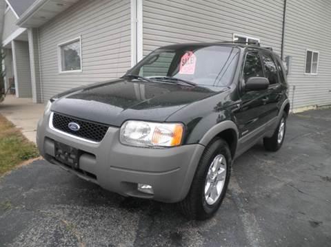 2002 Ford Escape for sale in Springfield, WI