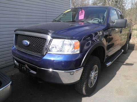 2007 Ford F-150 for sale in Springfield, WI