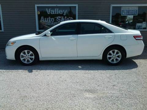 2010 Toyota Camry for sale in Fredonia, KS