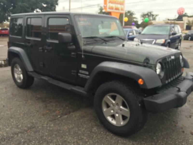 jeep wrangler unlimited for sale in ocean springs ms. Black Bedroom Furniture Sets. Home Design Ideas