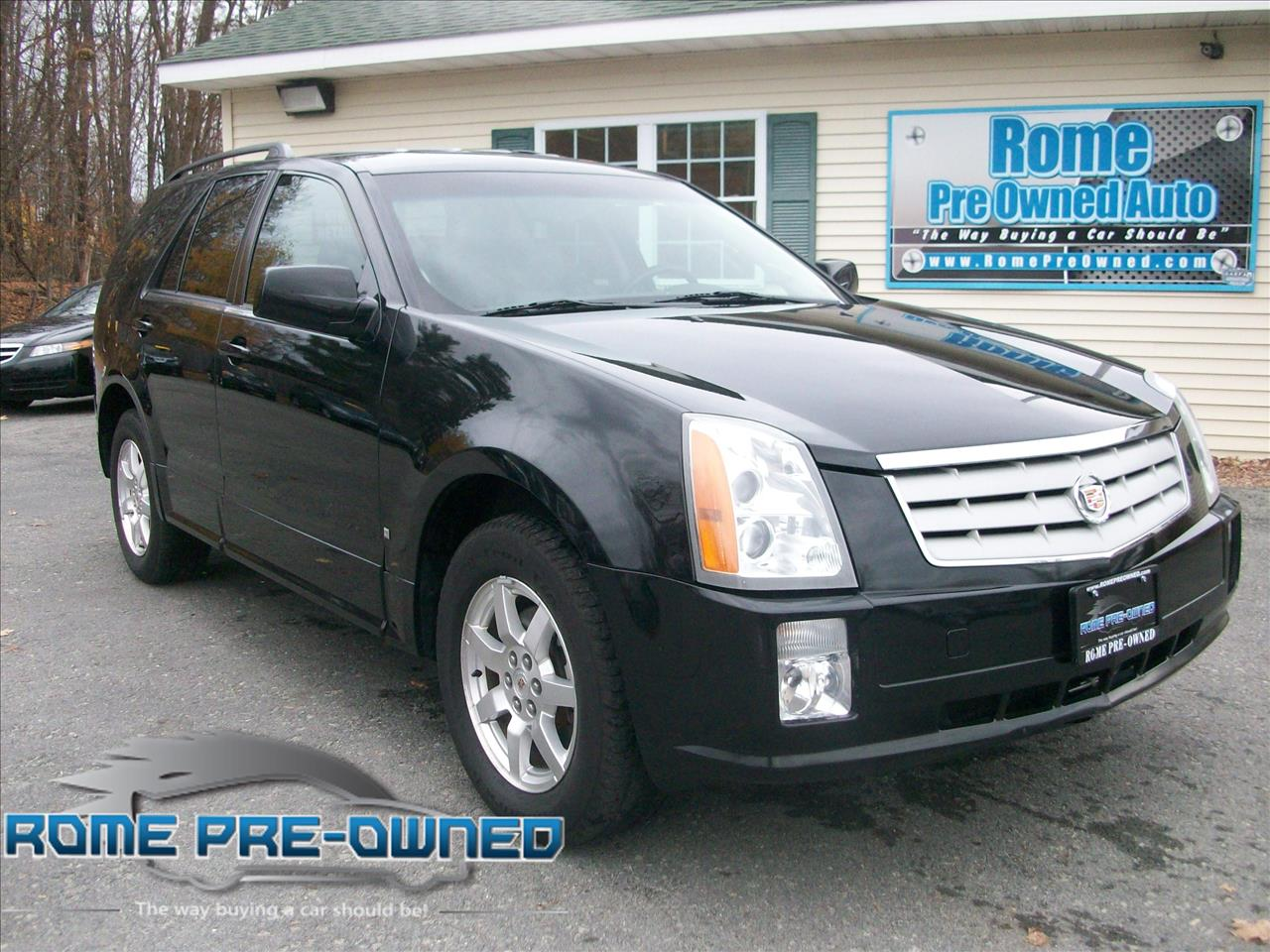 2009 cadillac srx for sale in rome ny. Black Bedroom Furniture Sets. Home Design Ideas