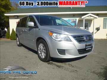 2012 Volkswagen Routan for sale in Rome, NY