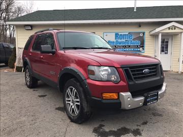 2007 Ford Explorer for sale in Rome, NY