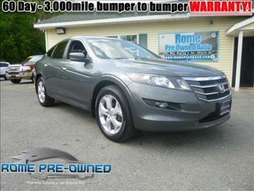 2011 Honda Accord Crosstour for sale in Rome, NY