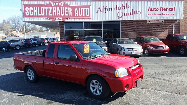 2002 Nissan Frontier Standard 2dr King Cab 2WD SB - Boonville MO