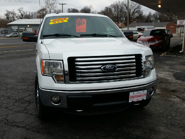 2012 Ford F-150 XLT 4x4 4dr SuperCrew Styleside 5.5 ft. SB - Boonville MO