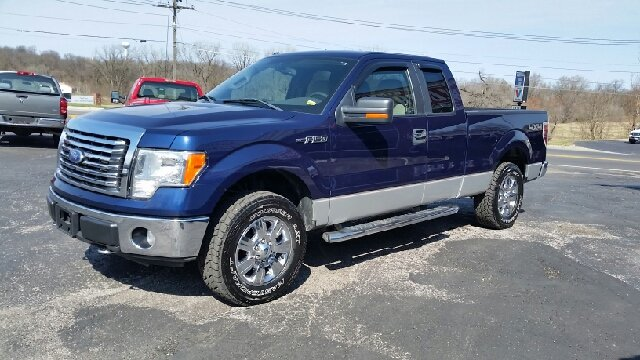2010 Ford F-150 4x4 XLT 4dr SuperCab Styleside 6.5 ft. SB - Boonville MO