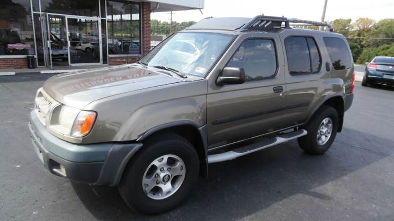 2001 nissan xterra for sale in boonville mo. Black Bedroom Furniture Sets. Home Design Ideas