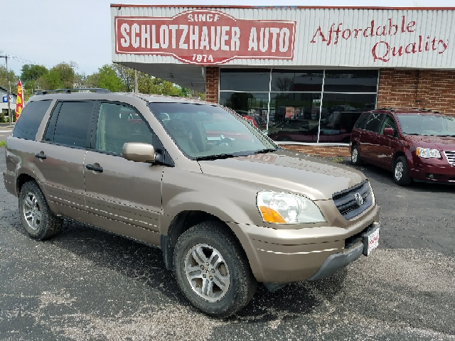 2004 Honda Pilot 4dr EX-L 4WD SUV w/Leather - Boonville MO