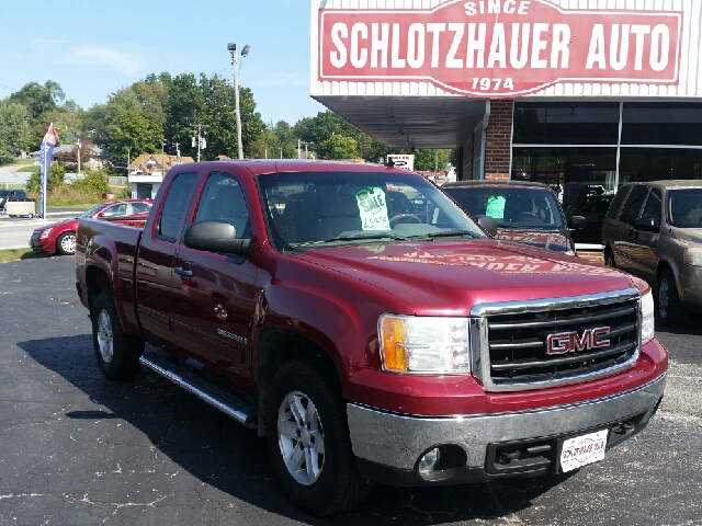 2007 GMC Sierra 1500 SLE2 4dr Extended Cab 4WD 5.8 ft. SB - Boonville MO